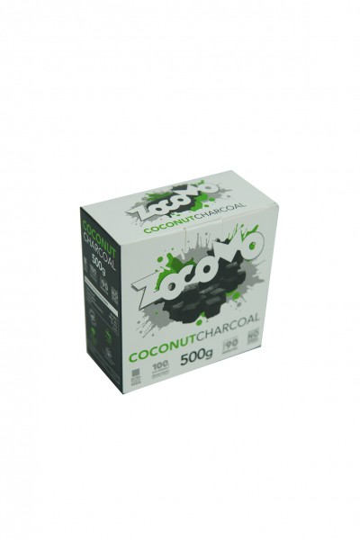 Kohle 0,5kg Cube